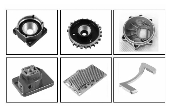 Die Casting Machine for Making Aluminum Alloy Electronic Communication Equipment Accessories