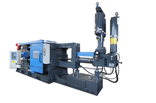 Automatic Aluminum Die Casting Machine for making motorcycle parts