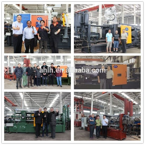 220t Equipment/Machinery for Producing LED Magnesium Alloy Lilght/Lamp Cover Die Casting Machine