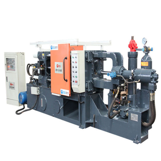 125t Die Casting Machine Used to Make Gold or Silver Sheet or Rod
