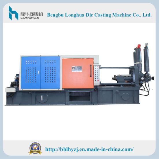 220t New and Automatic Cold Chamber Pressure Die Casting Machine for Aluminum/ Copper/ Silver Alloy Foundry Parts
