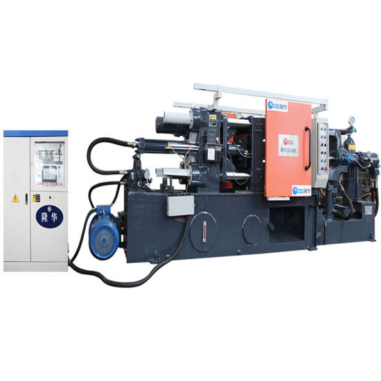 130t Automatic High-Speed Vacum Casting Machine