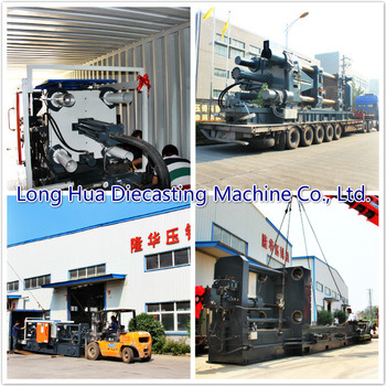 200t Hot Sale New Type Aluminium Casting Machine for LED Light Making