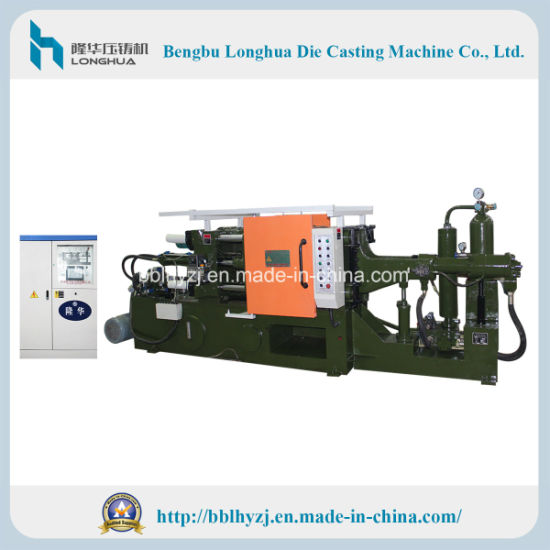 Lh-130t Horizontal Zinc Small Die Casting Machine