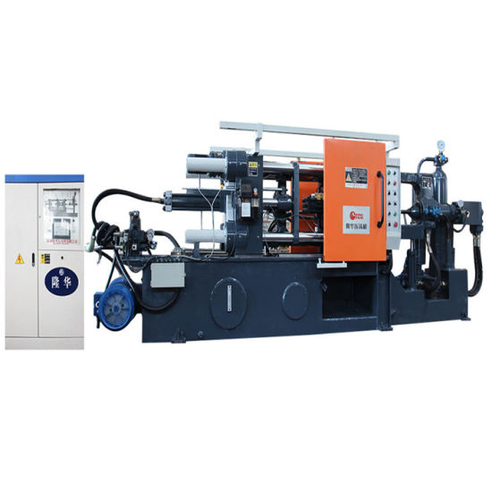 140t Automatic Vertical Die Casting Machine