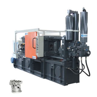 Lead Cold Chamber Die Casting Machine